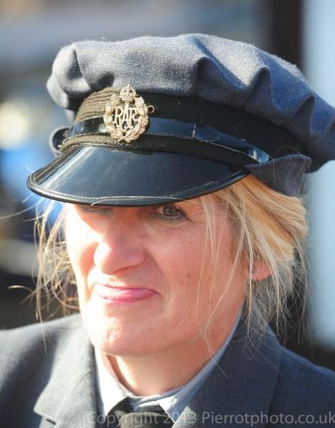 RAF girl