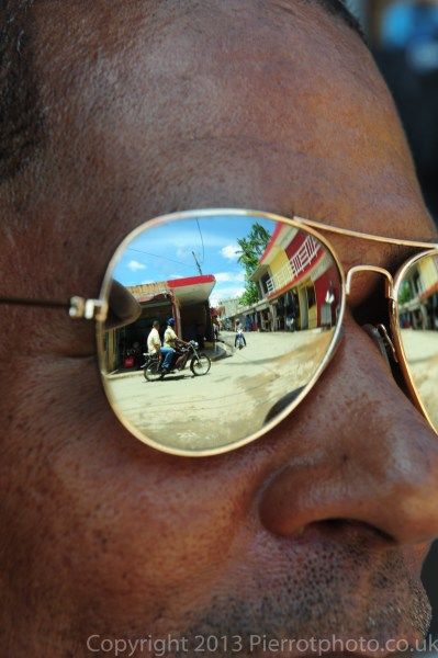 Reflections of life in Sanama, Dominican republic