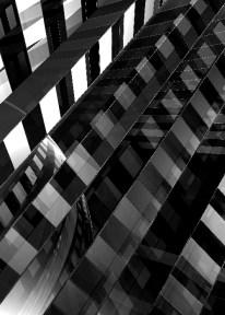 Memories of a Brutal Past 03 - abstract digital art by Piers Bishop