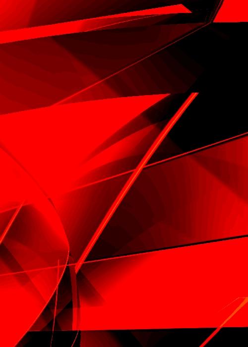 Lazer Cut 03 - digital art by Piers Bishop
