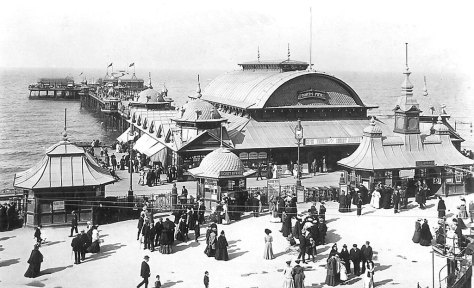 Blackpool North Pier - National Piers Society