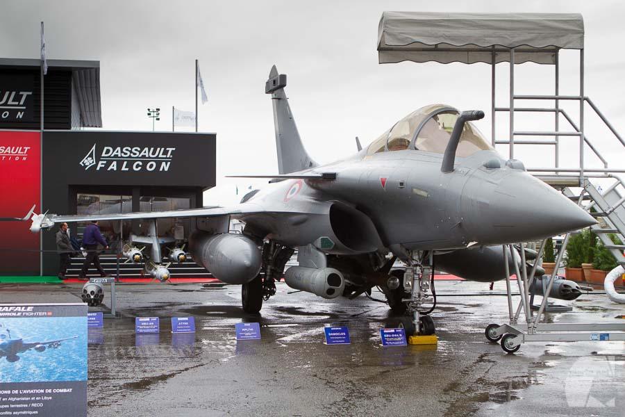 Salon aéronautique du Bourget