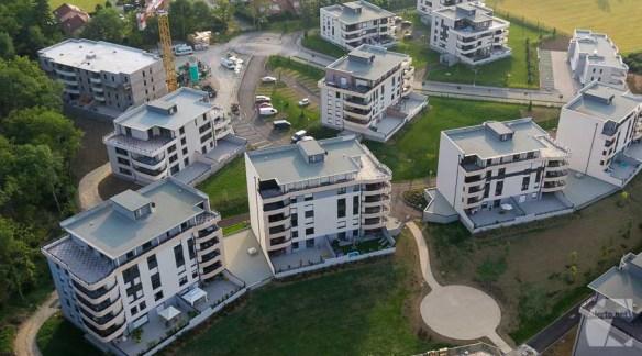Photo aérienne par drone : parfait pour l'architecture, la voirie, le suivis de chantier