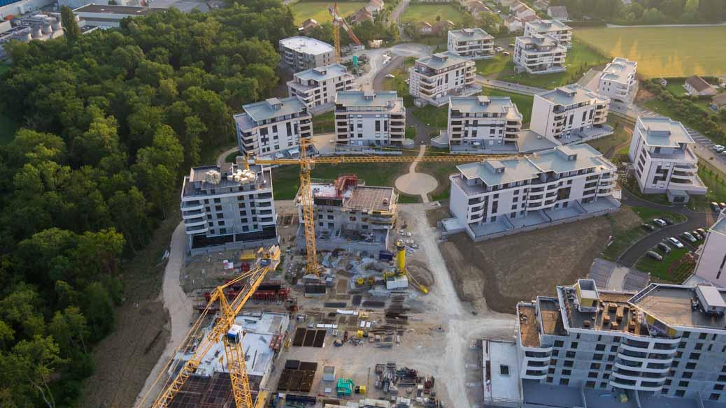 Images aériennes par drone