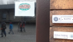 Globus Buero Leipziger Bahnhof