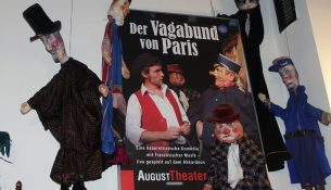 August Theater vagabund