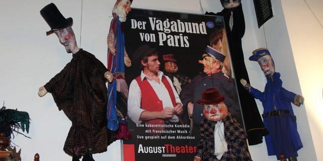 August Theater vagabund