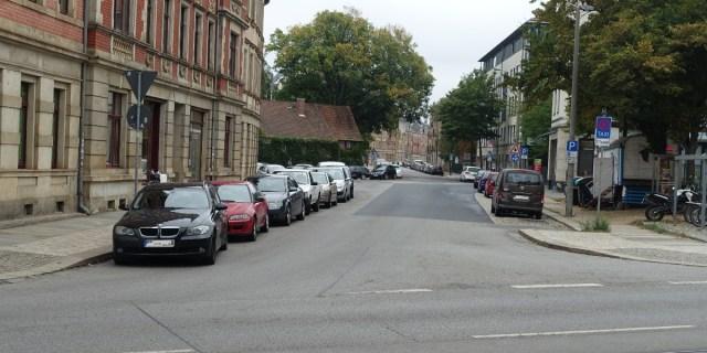 Mohnstrasse Mobilitätspunkt
