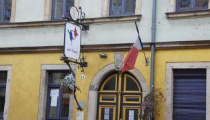 Das Petit Frank auf der Bürgerstraße feiert 15 Jahre Jubiläum
