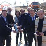 Arcotel Hafencity Grundsteinlegung