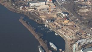 Hafencity Arcotel Baustelle