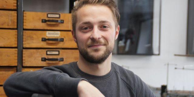 Johann Ruttloff - vom Autodidakten zum Profi