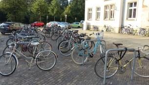Fahrradbügel Pestalozziplatz