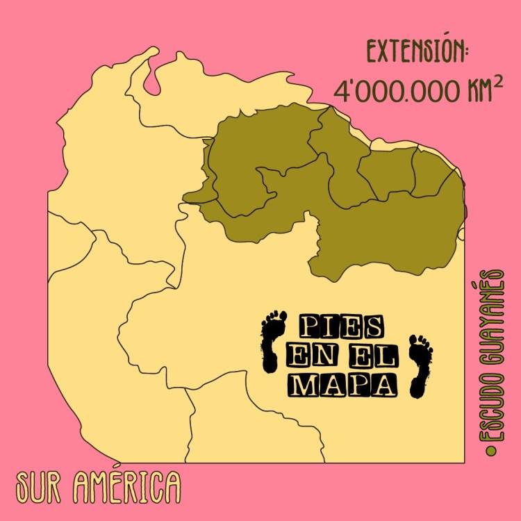 Escudo Guyanés