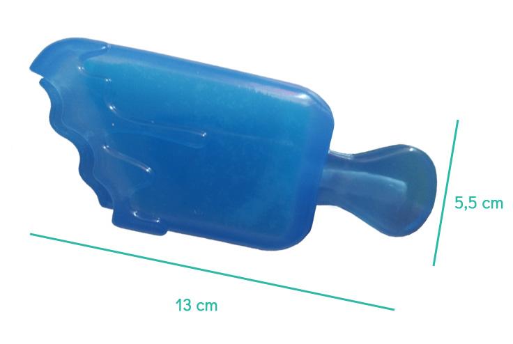 Zabawka chłodząca dla psa - lód na patyku