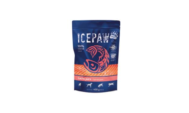 ICEPAW – karmy, które smakują ipachną jak świeżo złowione ryby