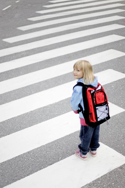 Liikenneturva, lapsi liikenteessä