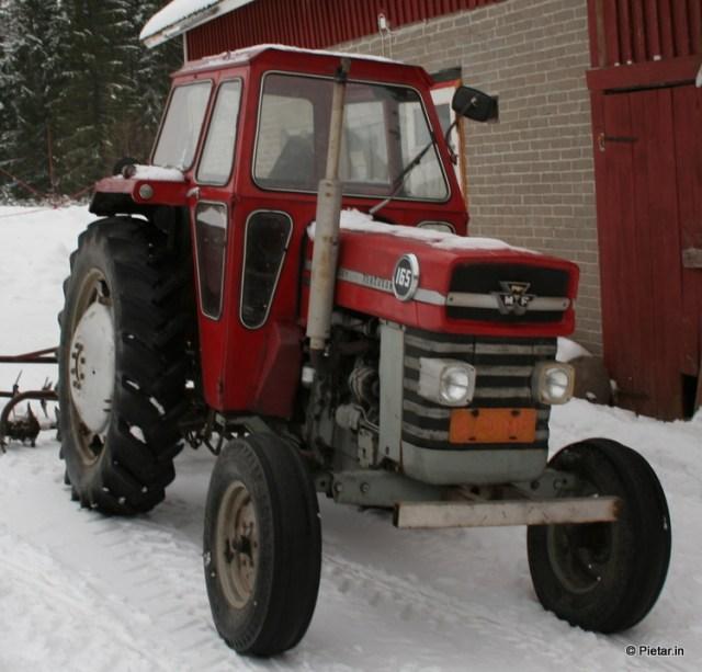 Traktori 020