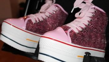 Maijun uudet upeat kengät.