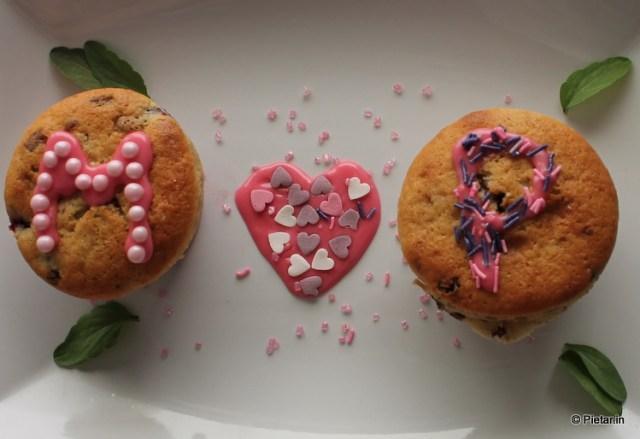 M & P-muffinssit