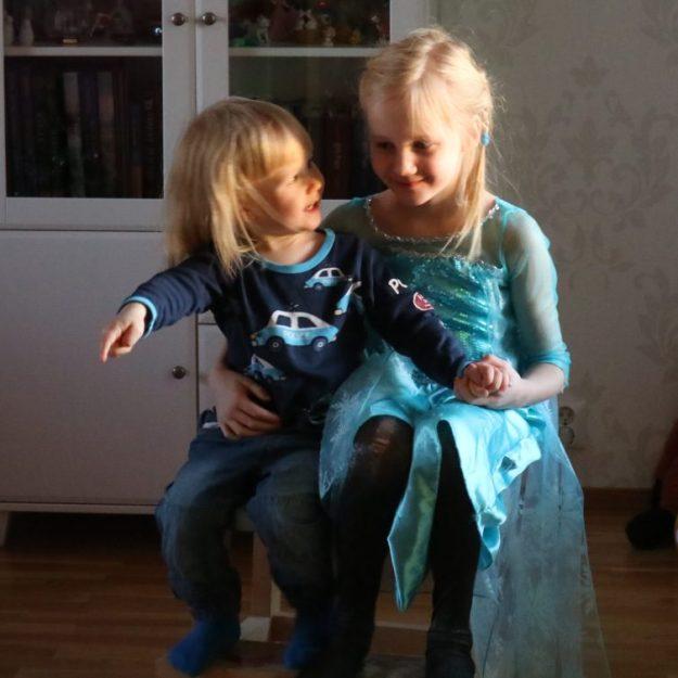 Heikki ja Katariina.
