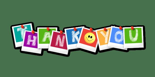 Kiitos kaikille!