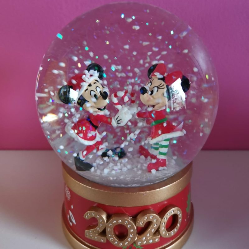 Disney lumisadepallo.