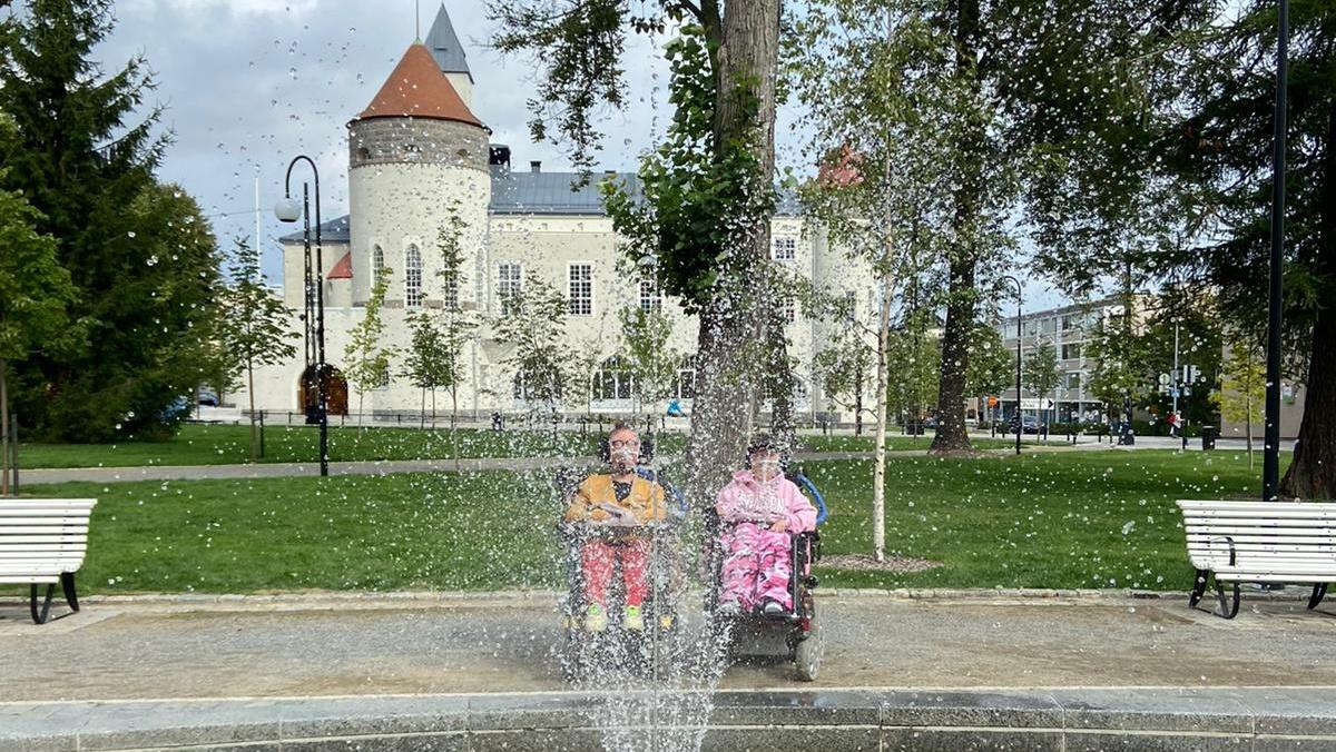 36-vuotta elämää on suuri saavutus – matka Kuopioon oli hyvä
