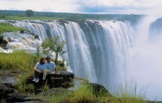 Victoria Falls, Zimbabwe. SCHOOL