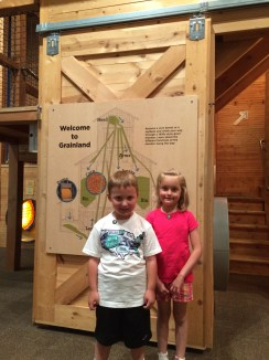 Grainland at the MN History Center