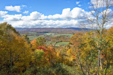Big Walker Mountain in autumn