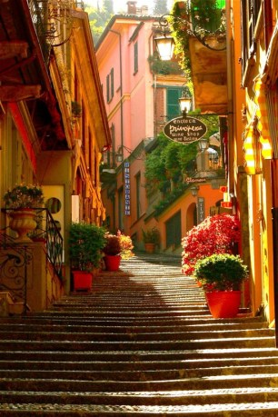 Bellagio, Lake Como,