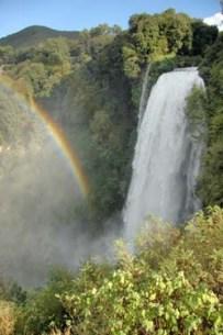 Marmore falls Umbria