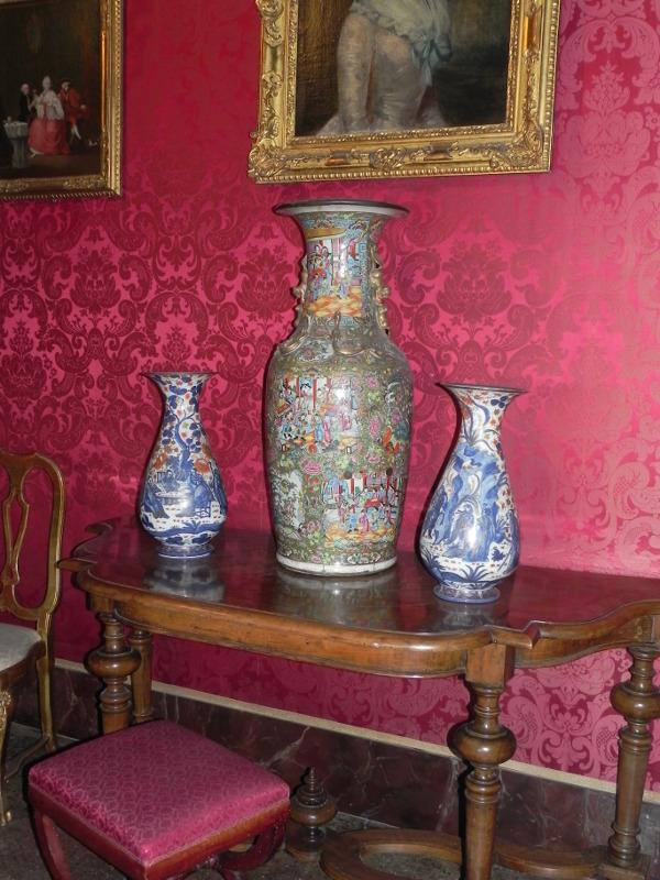 ceramiche artistiche, restauro etnografico