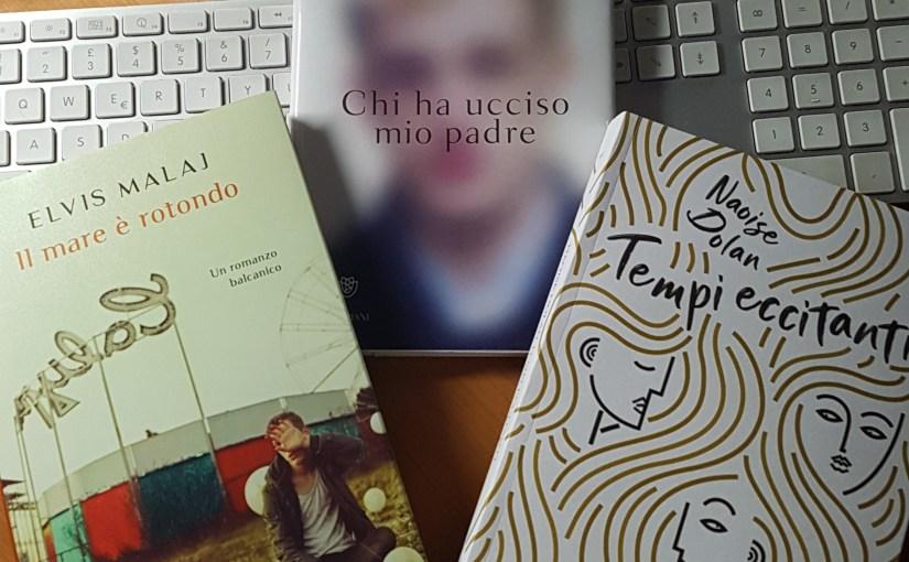 Finalisti Premio Salerno Libro d'Europa 2021