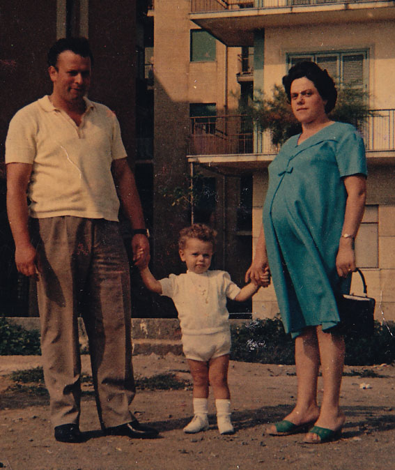 io, mamma, e papà