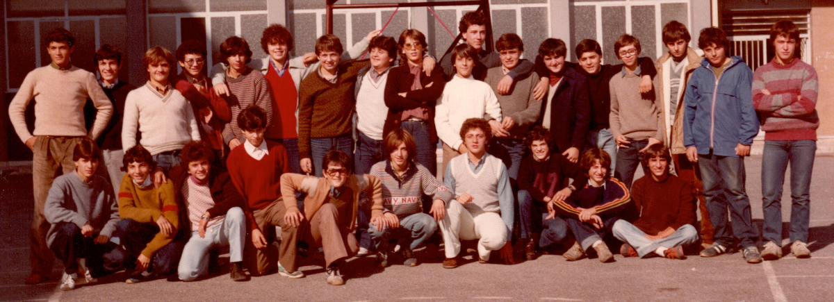 prima classe galilei 1981