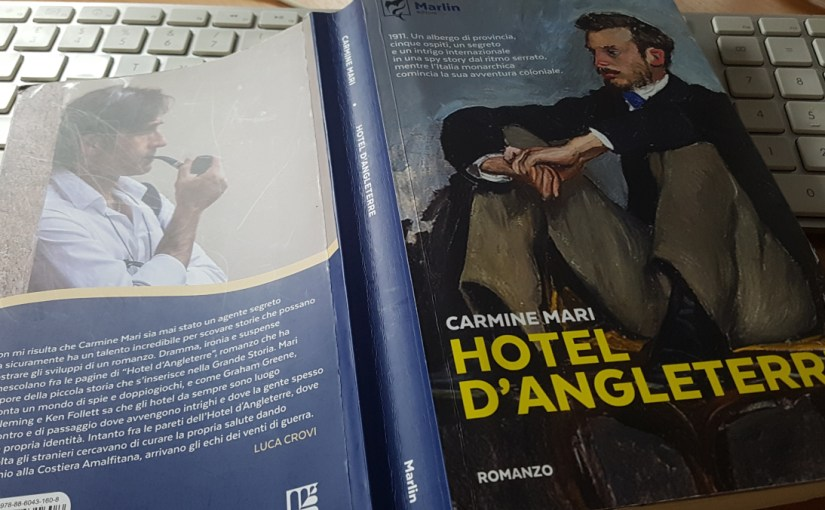 HOTEL D'ANGLETERRE  di Carmine Mari