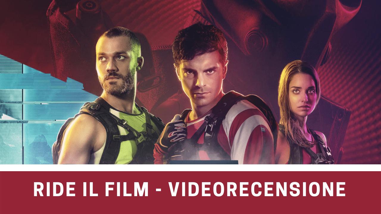 RIDE IL FILM – VIDEORECENSIONE