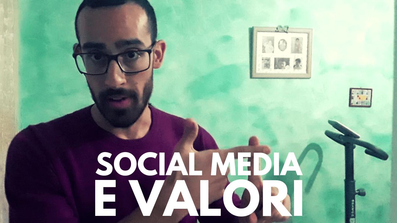 Social media e valori