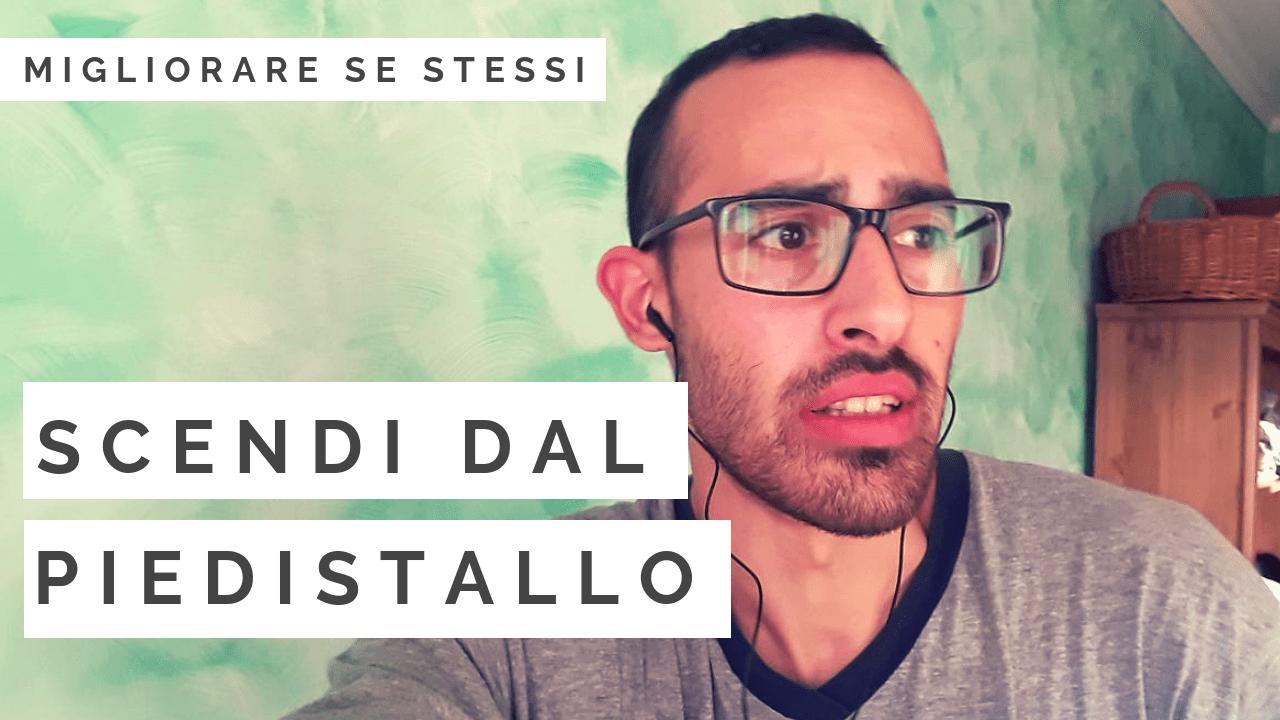 Read more about the article Migliorare se stessi: 1 trucco base per il successo