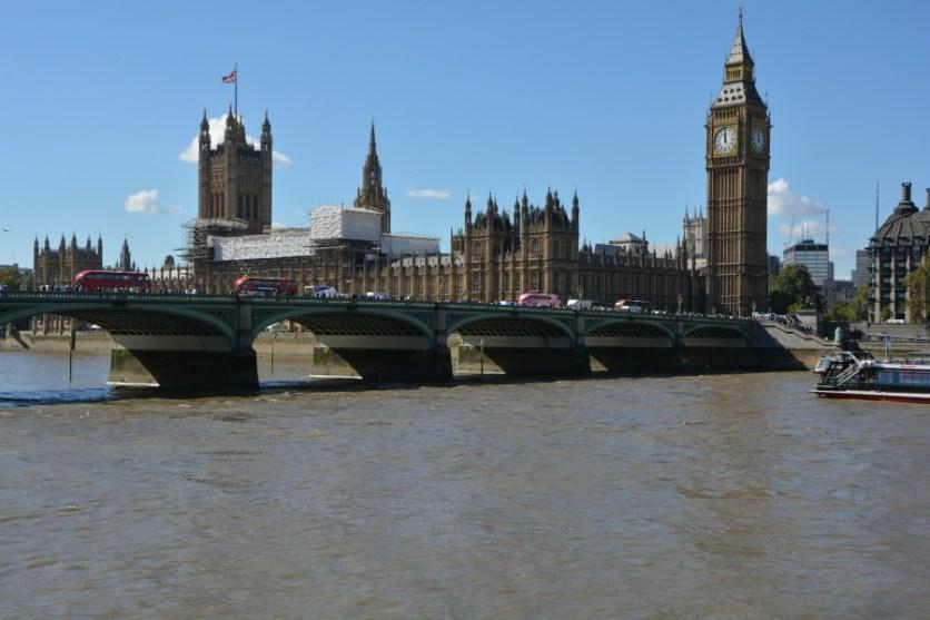 Cosa vedere a Londra in quattro giorni westminster big ben