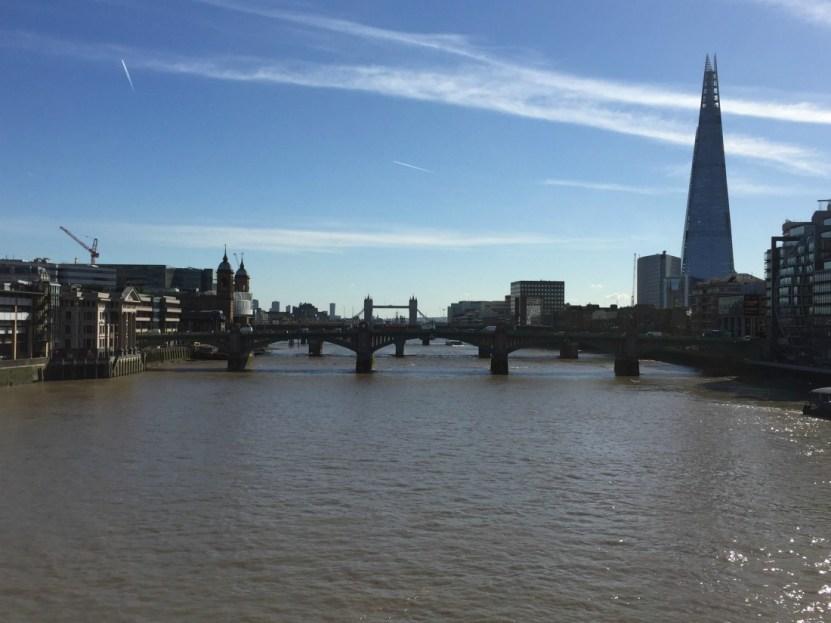 Cosa vedere a Londra in quattro giorni panorama millenium bridge