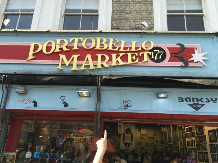 Cosa vedere a Londra in quattro giorni portobello road market