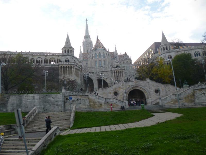 Cosa ho visto a Budapest bastione buda