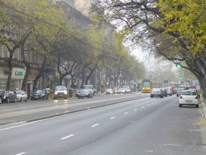 Cosa ho visto a Budapest strada