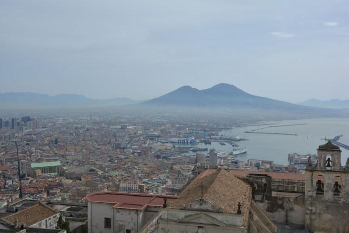 10 città italiane viste alto napoli