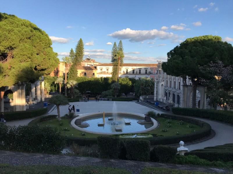 visitare catania in un giorno villa bellini