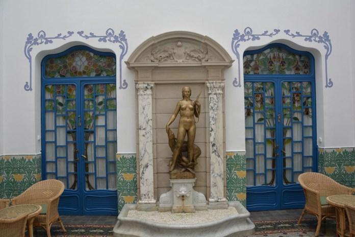 fontana hotel diana
