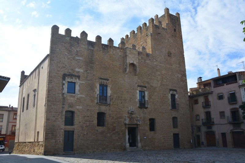 la bisbal d'empordà castell palau